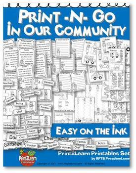 OUR COMMUNITY (PRINT-N-GO) ACTIVITIES
