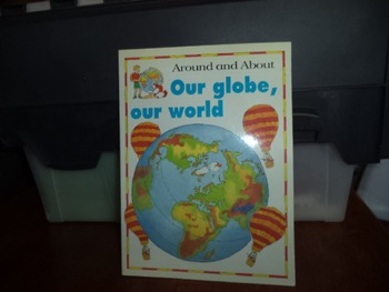 OUR GLOBE, OUR WORLD  ISBN 0-8120-1236-4