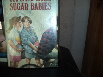 OUR SIXTH-GRADE SUGAR BABIES ISBN 0-397-32451-0