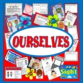 OURSELVES ALL ABOUT ME TEACHING RESOURCES KEY STAGE 1-2 EYFS TOPIC FAMILY ETC