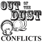 OUT OF THE DUST Conflict Graphic Organizer - 6 Types of Conflict