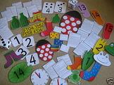 OUTDOOR MATHS unit- Numeracy, Math- EYFS