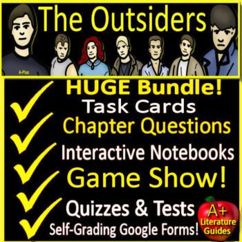 The Outsiders Book Online