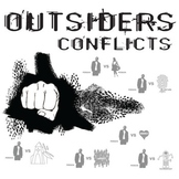 THE OUTSIDERS Conflict Graphic Organizer - 6 Types of Conf