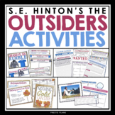 OUTSIDERS ACTIVITIES