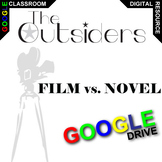 THE OUTSIDERS Movie vs. Novel Comparison (Created for Digital)