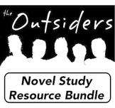 THE OUTSIDERS - Novel Study Resource Bundle