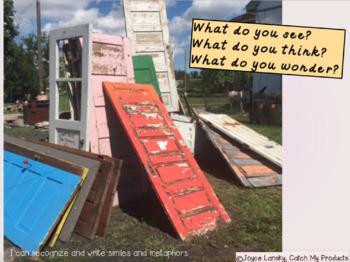 Similes and Metaphors for Promethean Board Use