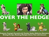 OVER THE HEDGE MOVIE GUIDE, END OF YEAR/LAST DAY OF SCHOOL ACTIVITY