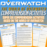 OVERWATCH - COMPREHENSION - SUPER SIX STRATEGIES - ACTIVITIES