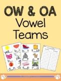OW & OA Vowel Teams