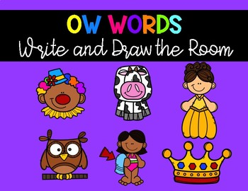OW Words Write the Room