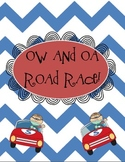 OW and OA Road Race!