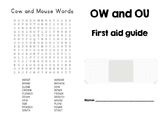 OW and OU First Aid Guide