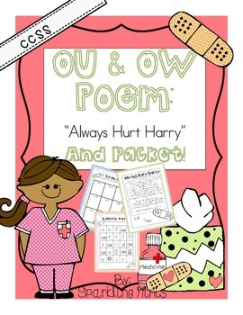 OW and OU Packet - Poem included!