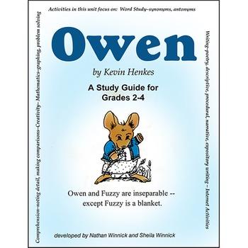 OWEN - STUDY GUIDE Gr. 2-4
