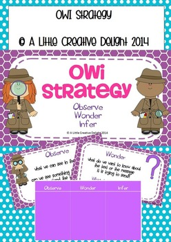 OWI Strategy Posters