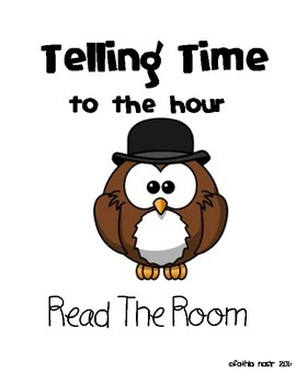 OWL ABOUT TIME - Read The Room - Telling Time to the Hour