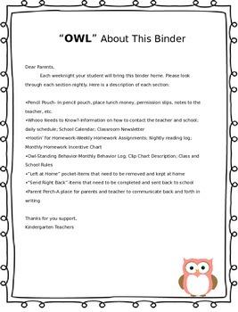 OWL Binder