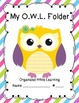 OWL Binder Covers