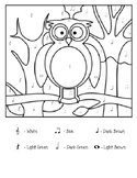 OWL Color By Rhythm