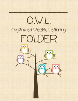 OWL Folder and Binder
