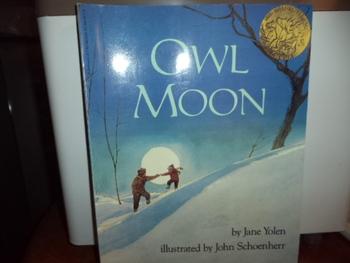 OWL MOON  ISı˜ 0-590-42044-5