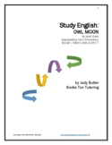 OWL MOON: Study English
