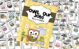 OWL Our Jobs - Job Chart