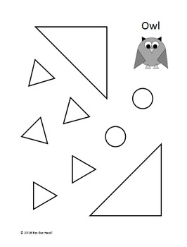 OWL Paper Shapes