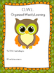 OWL Student Organization and Parent Communication Binder {personalize it}