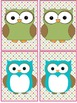 OWL-Themed Grouping Cards