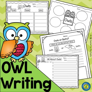 OWL WRITING - KWL - Idea Webs - Tree Maps - Opinion - Word Search