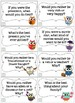 OWL get to know you! {conversation starters}