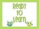 OWL-standing Behavior {An Owl Themed Clip Chart Behavior Management System}
