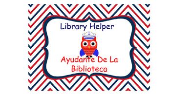 OWLS -Bilingual Classroom Helpers
