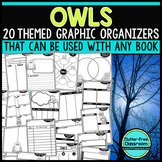 OWLS | Graphic Organizers for Reading | Reading Graphic Or