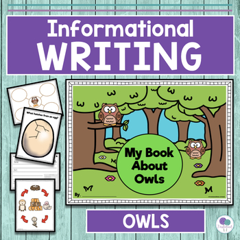 OWLS LIFE CYCLE - An Oviparous Animals Unit
