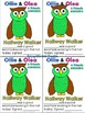 OWLS! Ollie & Olea BONUS FREEBIE AWARDS Pack