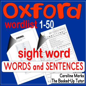 {OXFORD SIGHT WORDS} {OXFORD SIGHT WORD SENTENCES} {OXFORD WORD ACTIVITIES}