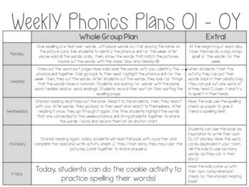 OY OI Phonics Instruction Activities
