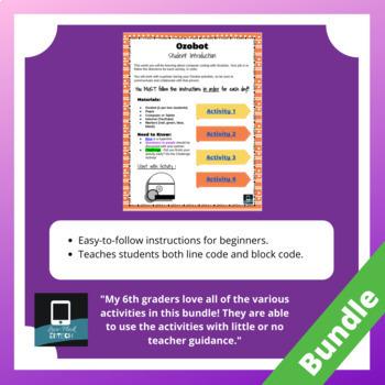 OZOBOT: Activities (Bundle)
