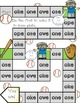 O_E Phonics Game and Word Sort
