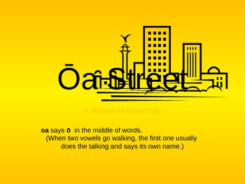Oa Street (Sound City)