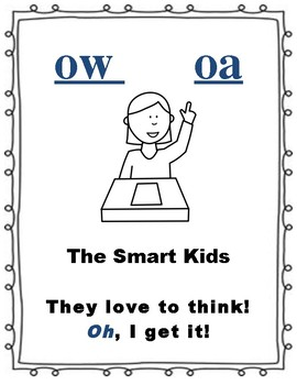 Oa & ow poster and activities