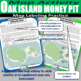 Oak Island Money Pit Mystery Map Labeling Activity
