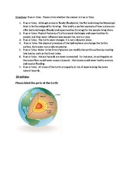 Oakland Units Social Studies Unit 2 Lessons 6 and 7 Assessment
