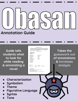 Obasan Annotation Guide