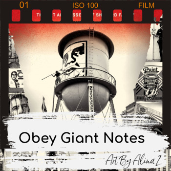 Obey Giant Documentary Guided Notes
