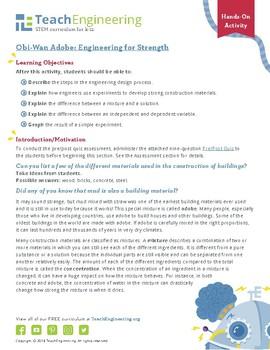 Obi-Wan Adobe: Engineering for Strength